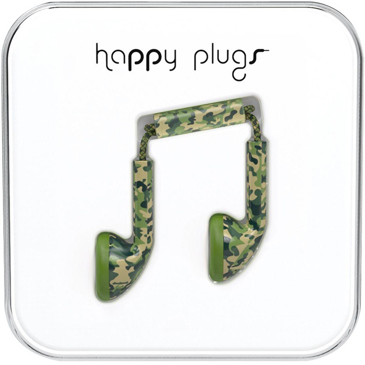 Ecouteurs avec micro HAPPY PLUGS Unik Edition
