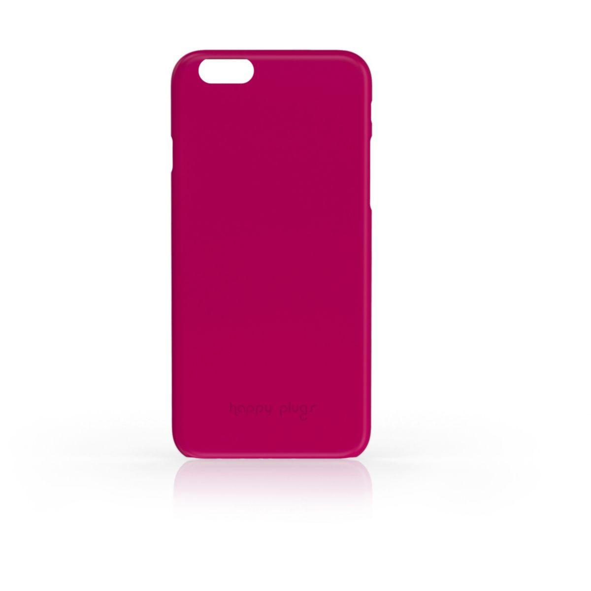 Coque HAPPY PLUGS iPhone 6/6s cerise