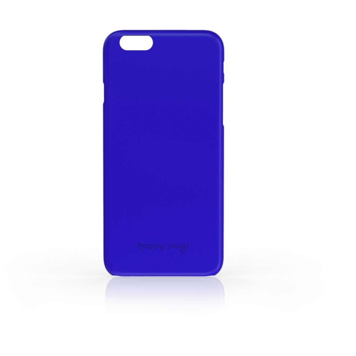 Coque HAPPY PLUGS iPhone 6 cobalt
