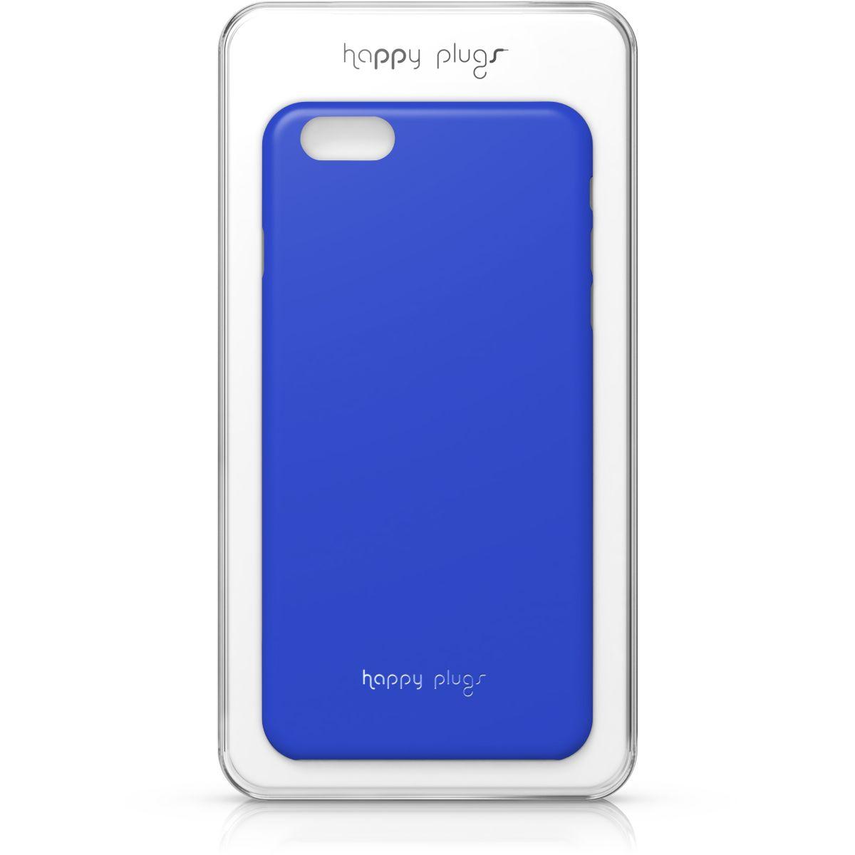 Coque HAPPY PLUGS iPhone 6/6s Plus cobalt