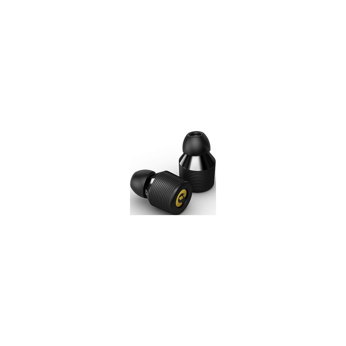 Ecouteurs intra EARIN Bluetooth Earbuds M-1 Alu