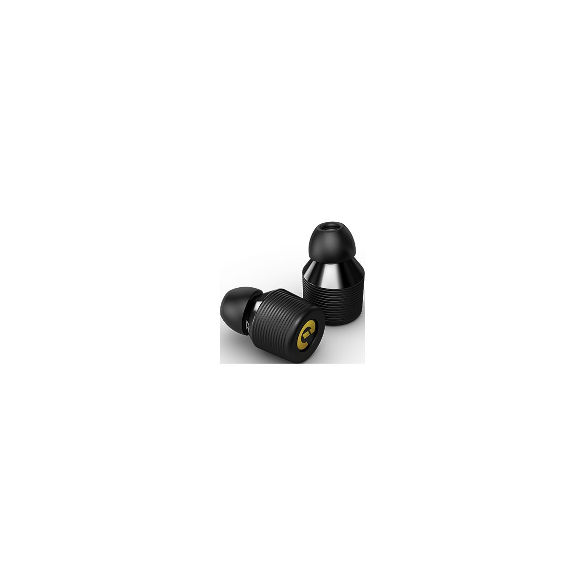 Ecouteurs intra EARIN Bluetooth Earbuds M-1 Black