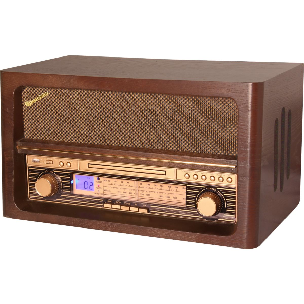 Radio CD ROADSTAR HRA-1540UE/BT