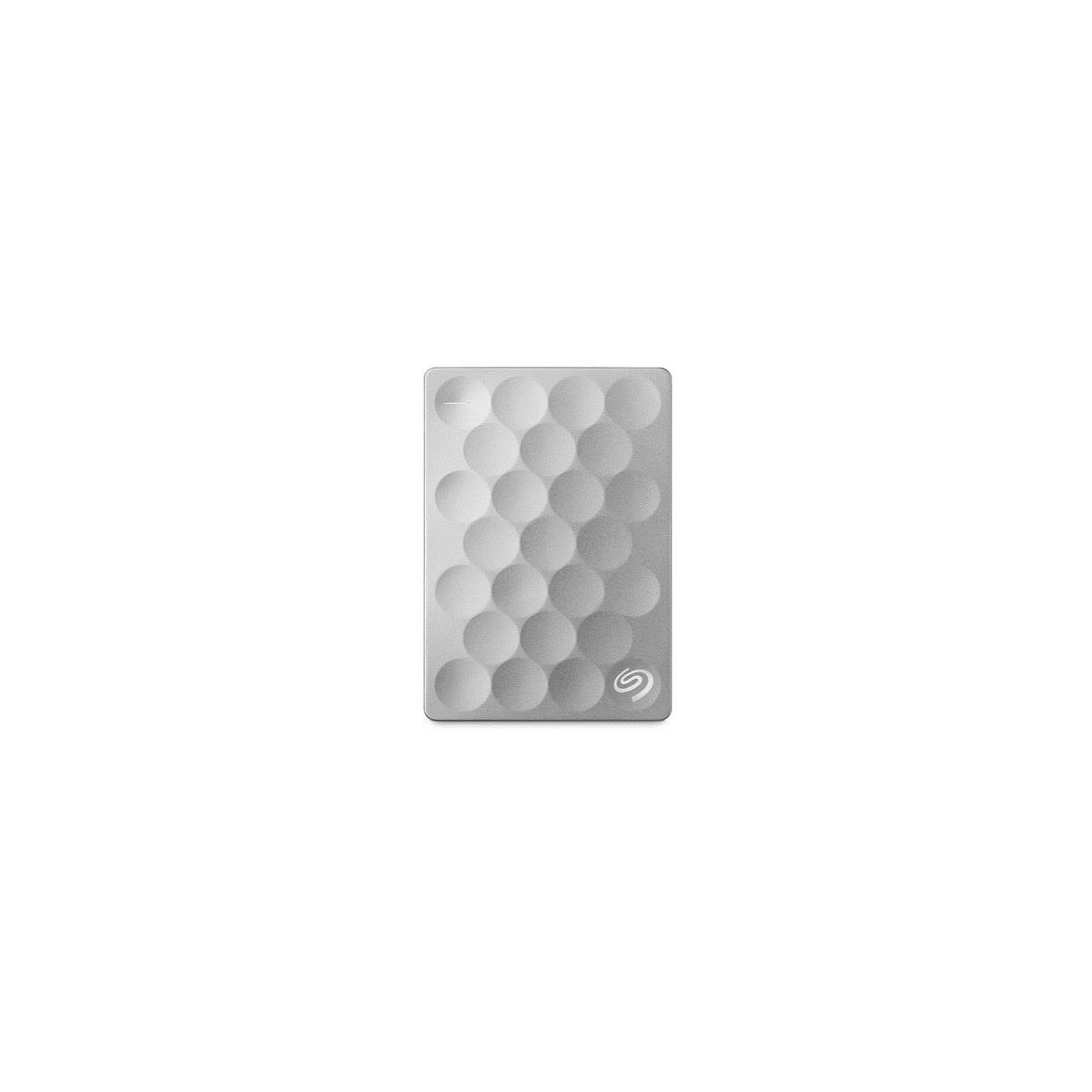 Disque dur externe de poche SEAGATE 2,5 2To Ultra Slim / Titanium / USB3.0