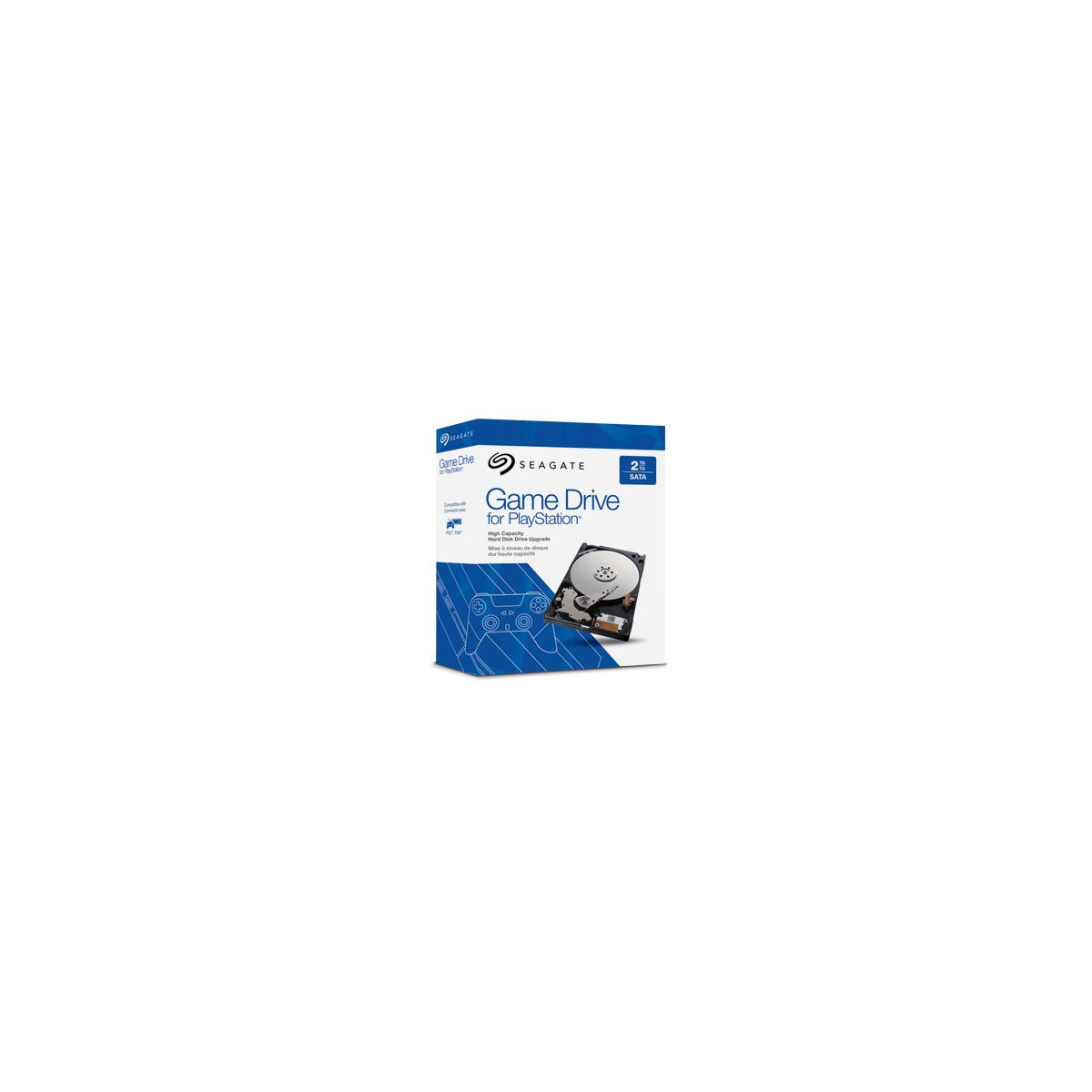 Disque SEAGATE 2,5'' 1 To PS4 SSHD upgra