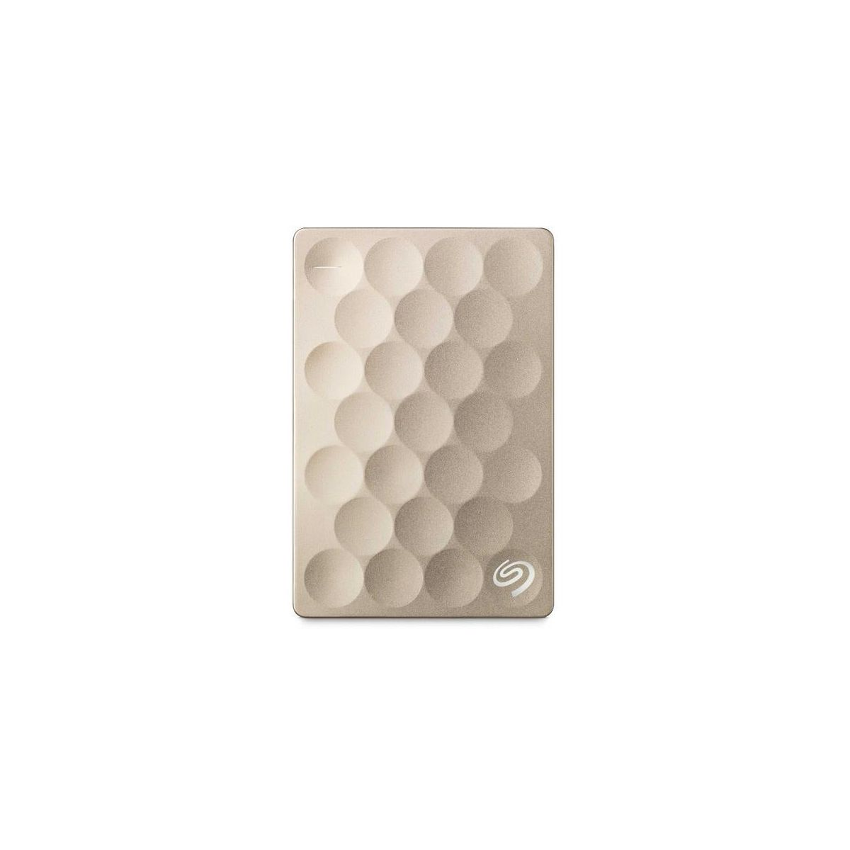 Disque dur externe de poche SEAGATE 2,5 1To Ultra Slim / Gold / USB 3.0