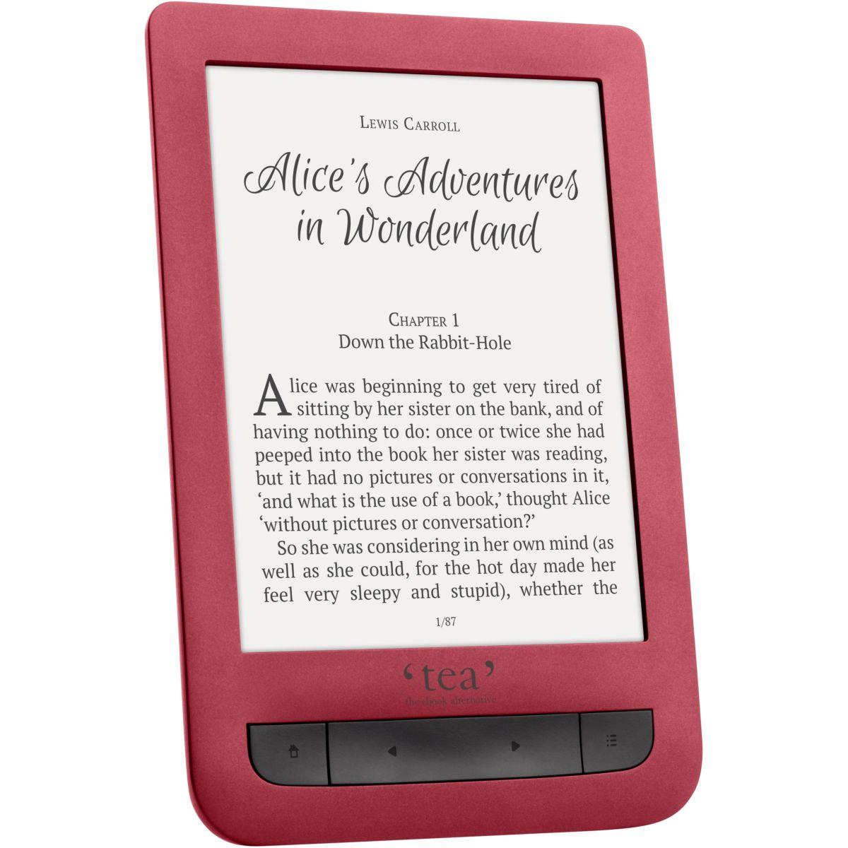e-Book TEA Touch Lux 3 (photo)