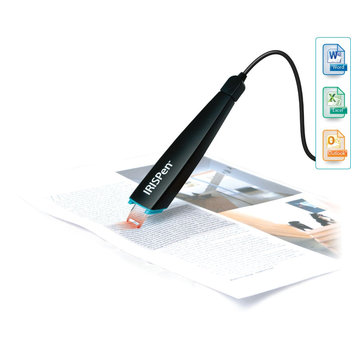 Scanner portable IRIS IRISPen Executive 7