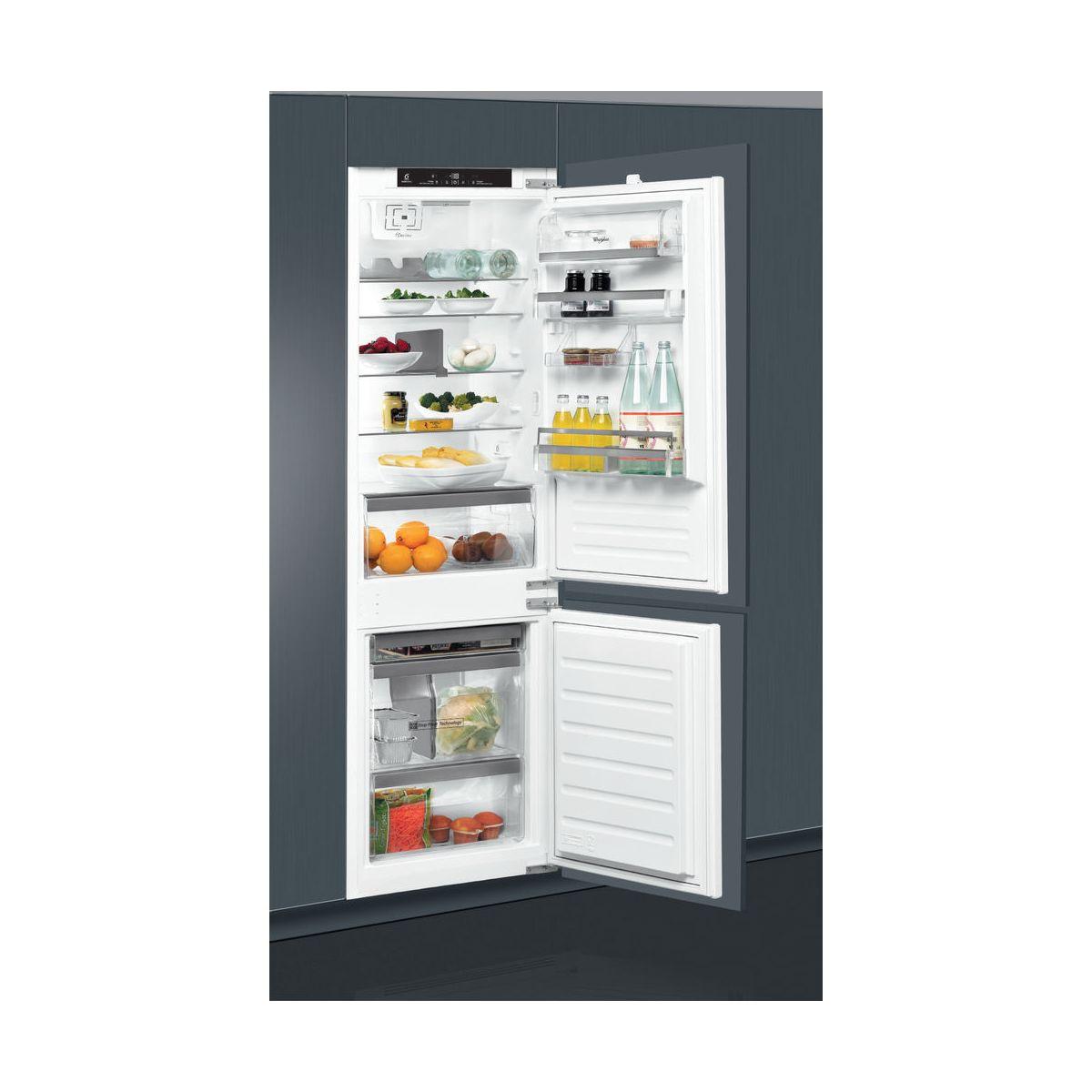 Réfrigérateur combiné encastrable WHIRLPOOL ART8810/A++SF