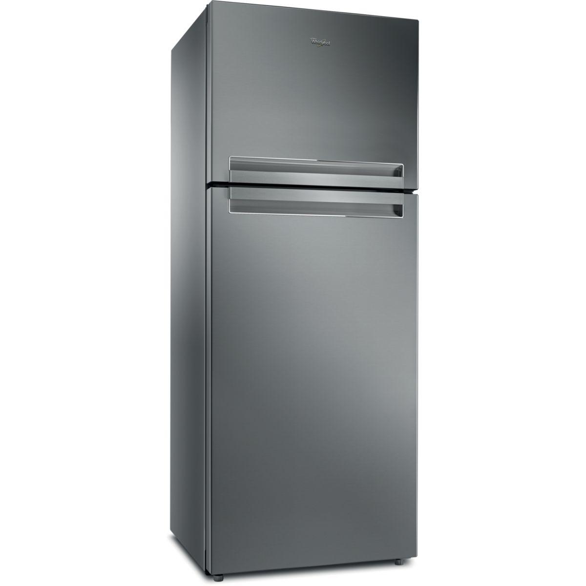 Réfrigérateur 2 portes WHIRLPOOL TTNF8111OX