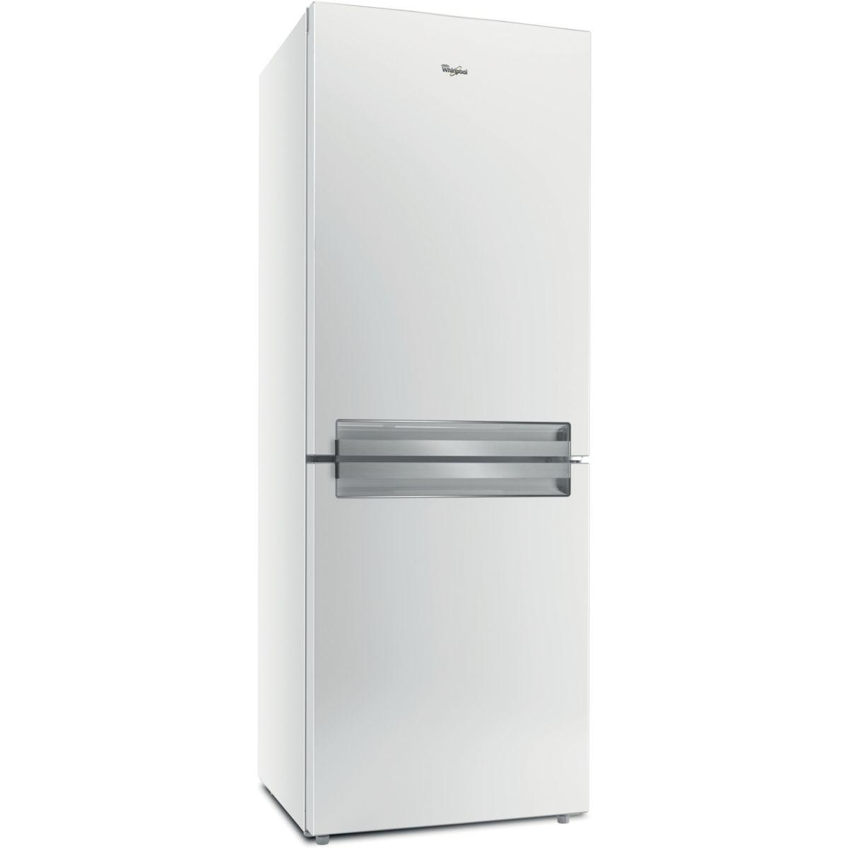 Réfrigérateur combiné WHIRLPOOL BTNF5011W