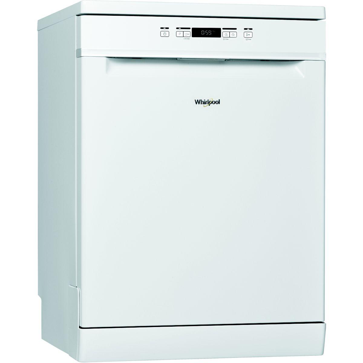 Lave-vaisselle 60cm WHIRLPOOL EX WFC 3B18 (photo)