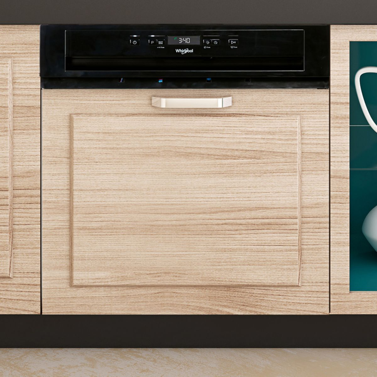 Lave vaisselle encastrable WHIRLPOOL WKBO3T123PFB