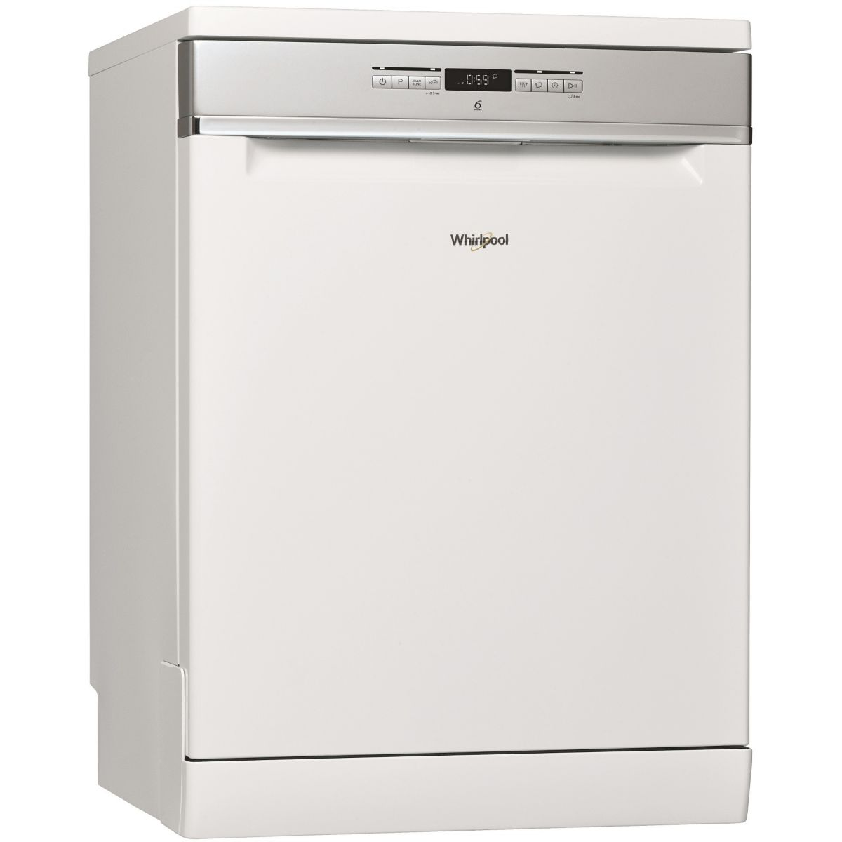 Lave vaisselle 60 cm WHIRLPOOL WFO3T222