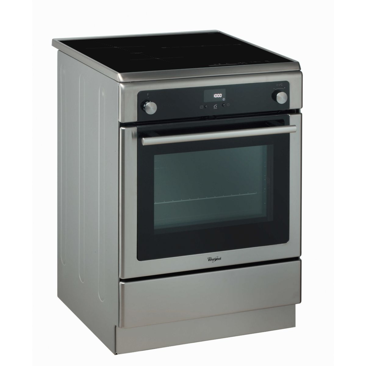 Cuisinière induction WHIRLPOOL EX AXMT 6634/IX