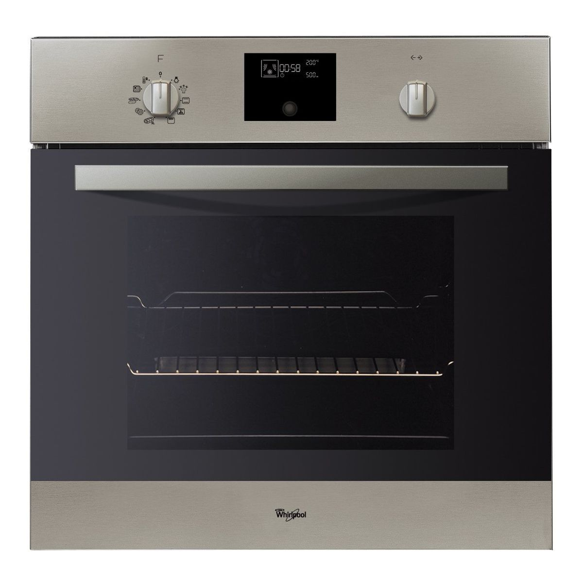 Four multifonction pyrolyse WHIRLPOOL AKZ520IX 60 litres
