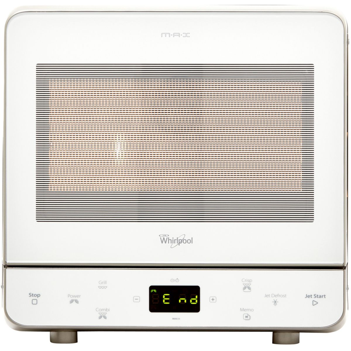Micro ondes gril WHIRLPOOL MAX38WSIL