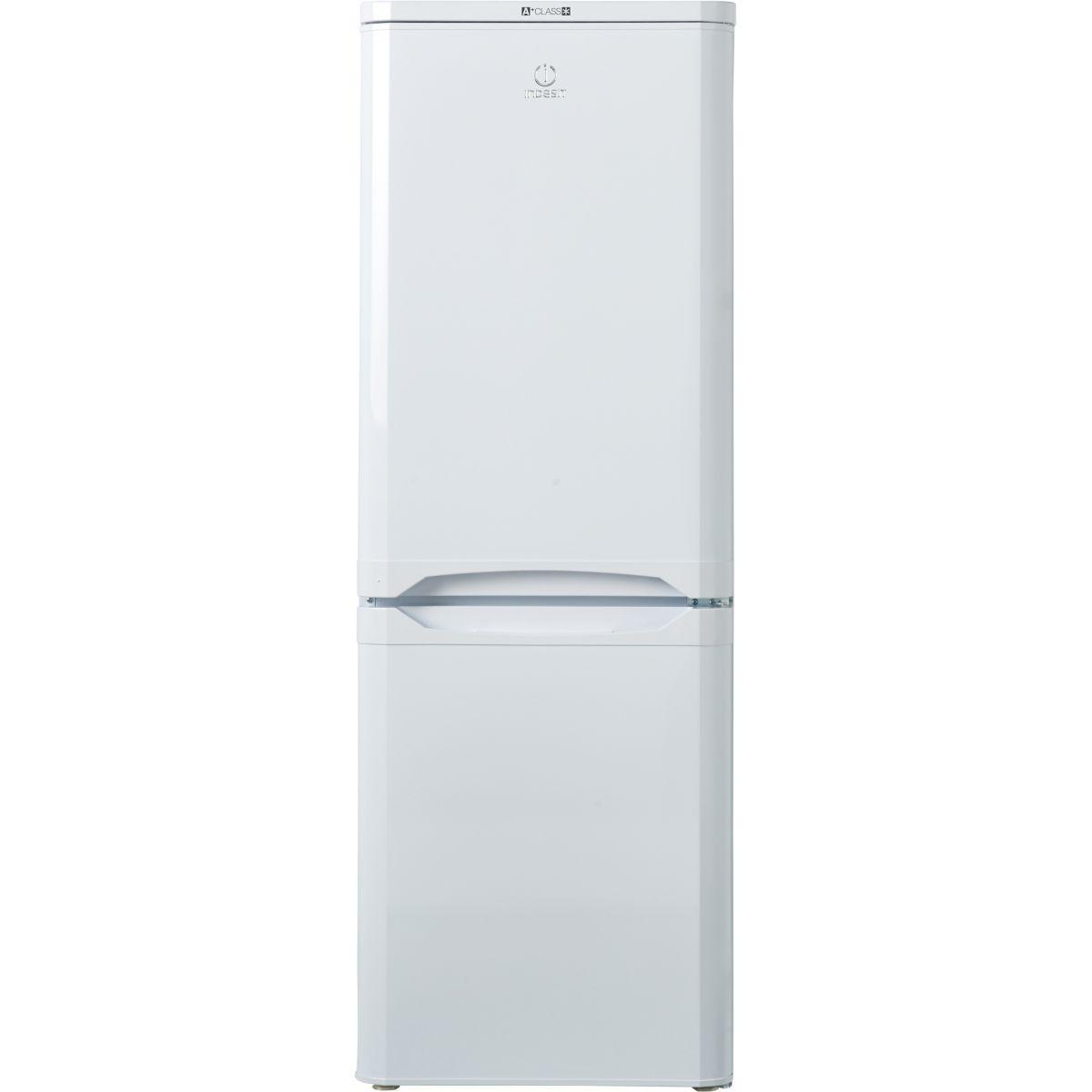 Réfrigérateur congélateur en bas INDESIT NCAA 55