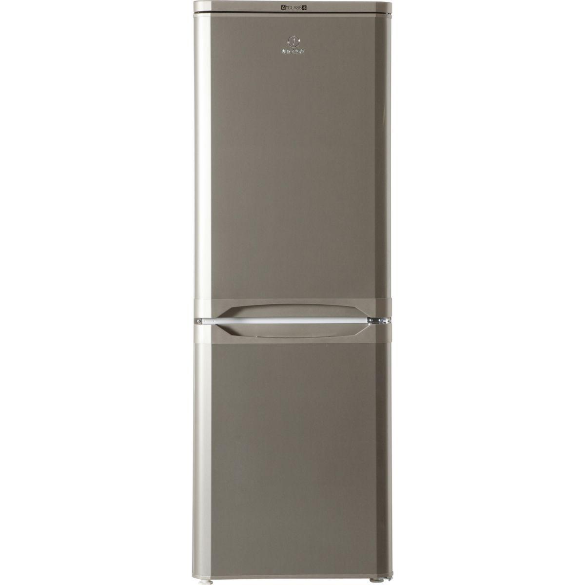 Réfrigérateur congélateur en bas INDESIT NCAA 55 NX