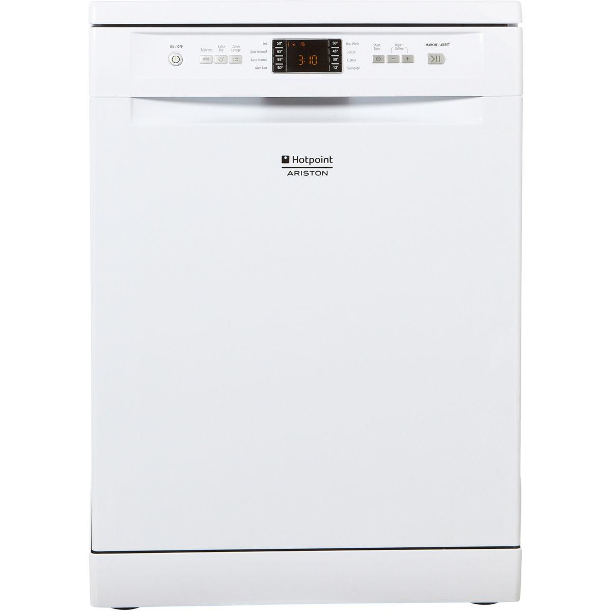 Lave vaisselle 60 cm HOTPOINT LFF 8M121 C FR (photo)
