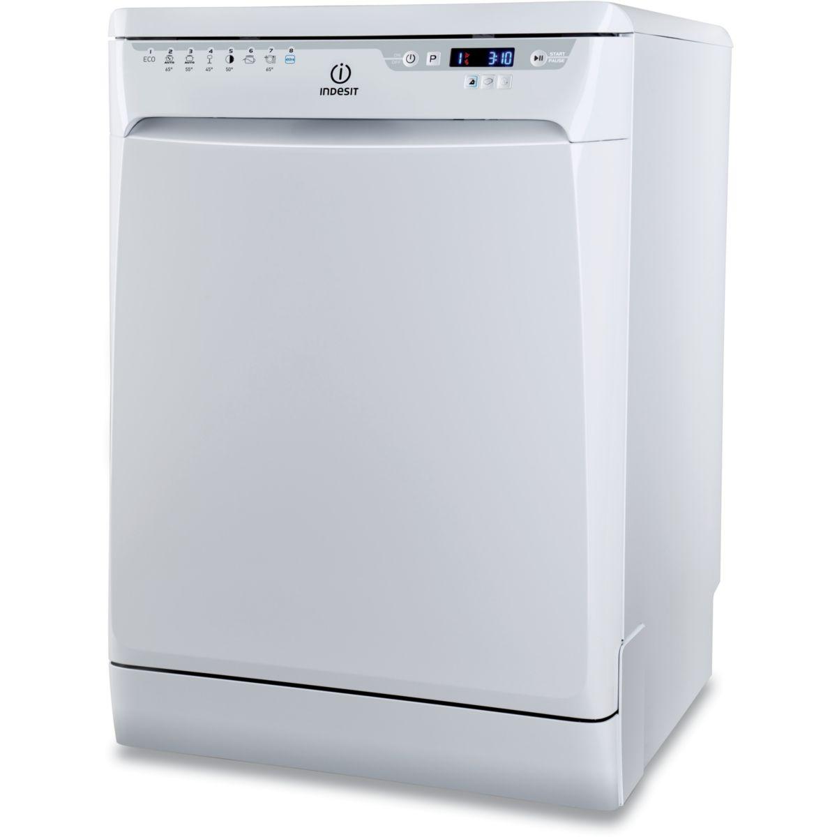 Lave-vaisselle 60cm INDESIT DFP 58T94 A EU (photo)