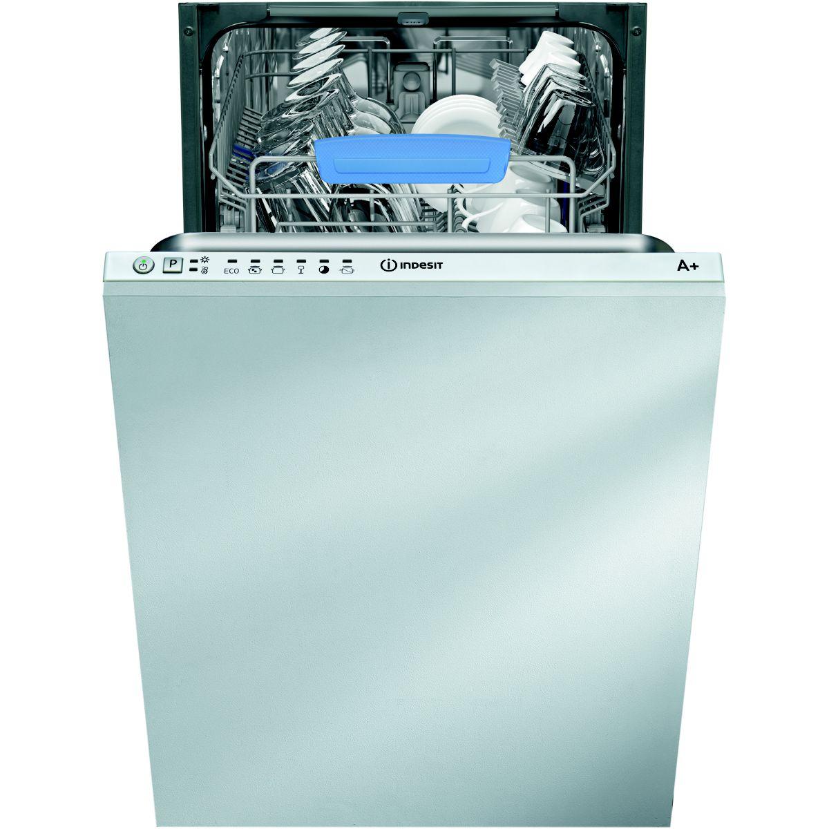Lave-vaisselle full intégrable INDESIT DISR16M19AEU