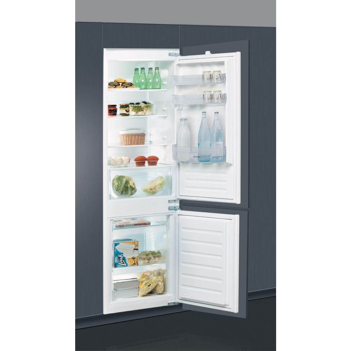 Réfrigérateur combiné encastrable INDESIT B18A1D/I