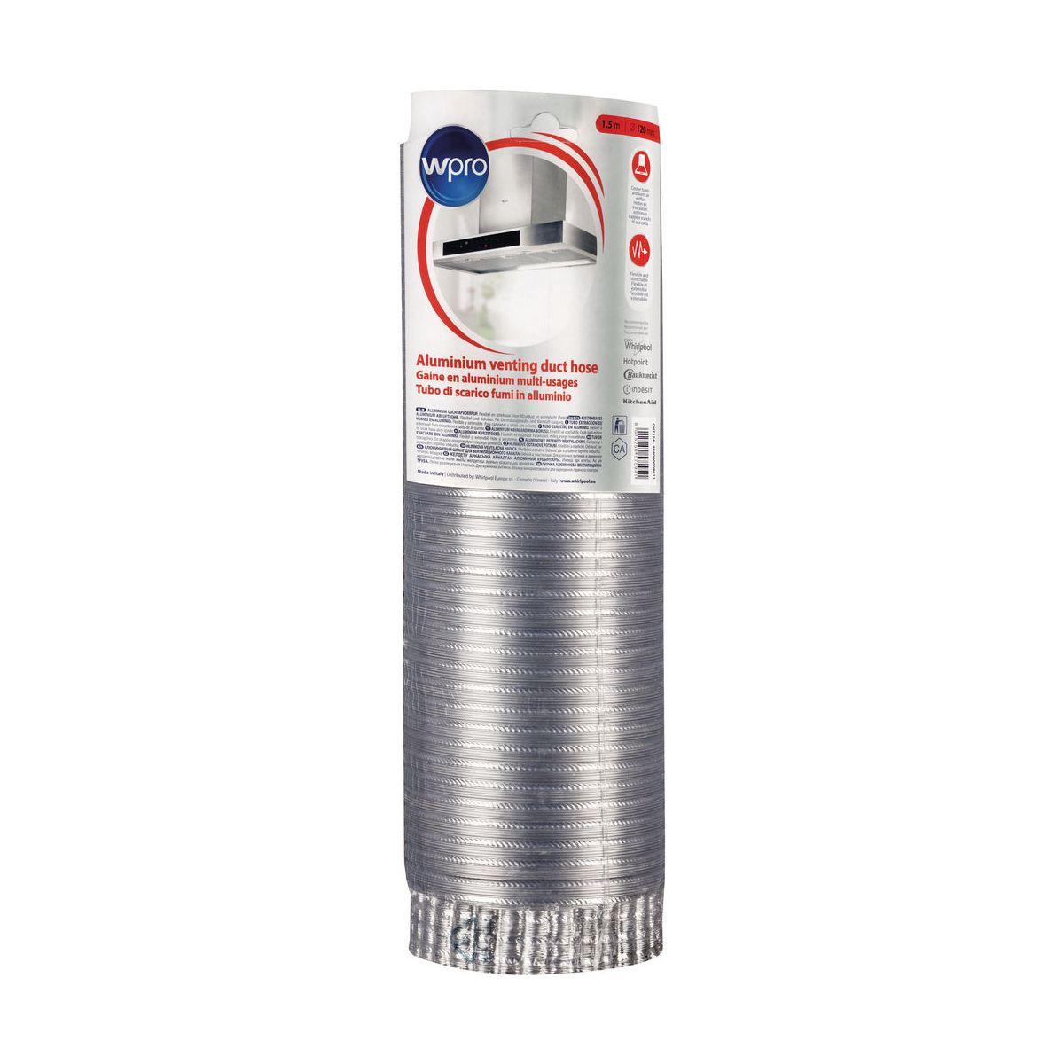 Gaine WPRO CHT154/1 gaine D 120mm/L 1,5m