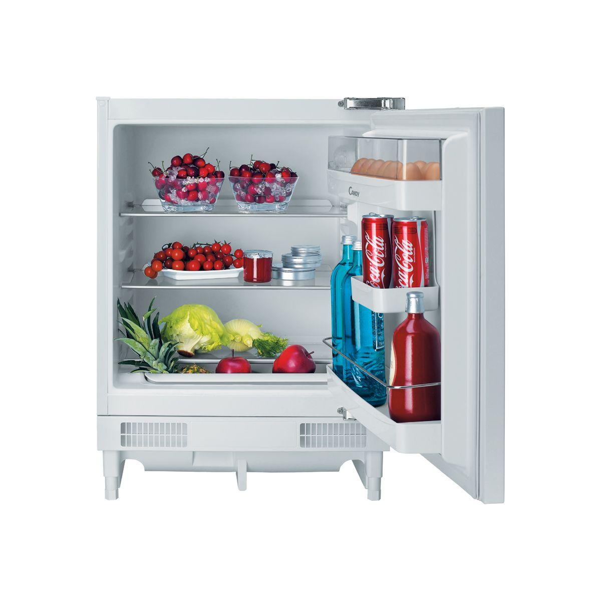 Réfrigérateur encastrable CANDY CRU160E