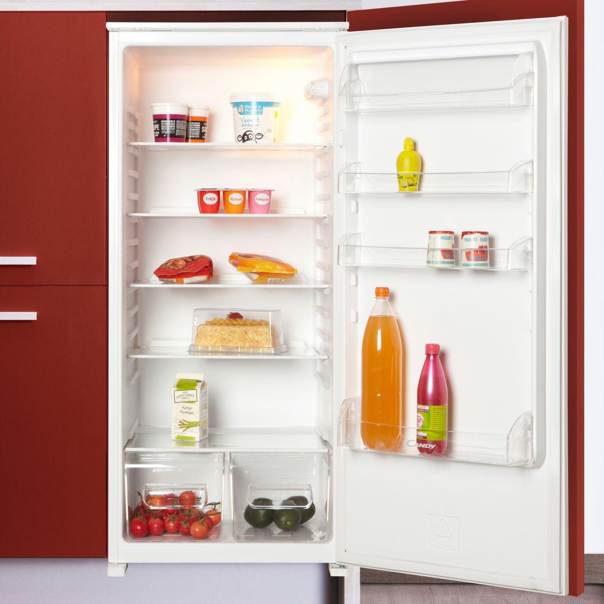 Réfrigérateur 1 porte encastrable CANDY CFBL2150E