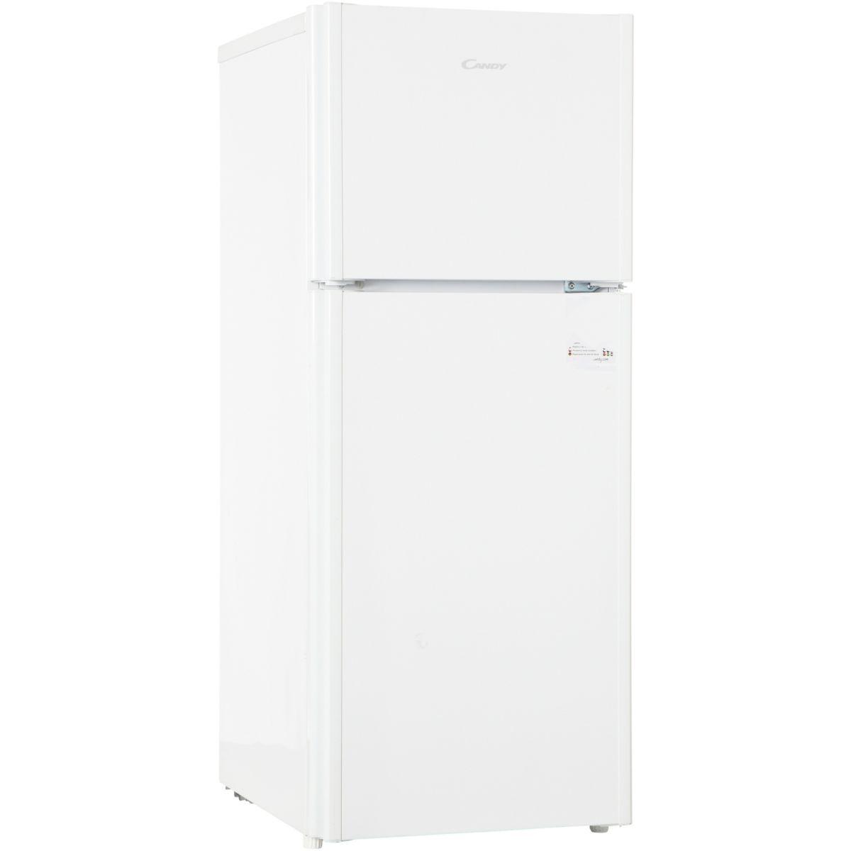 Réfrigérateur congélateur en haut CANDY CKDS5122W (photo)