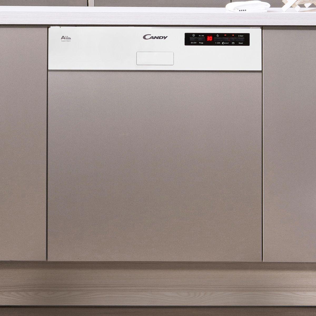 Lave vaisselle encastrable CANDY CDS2D35W