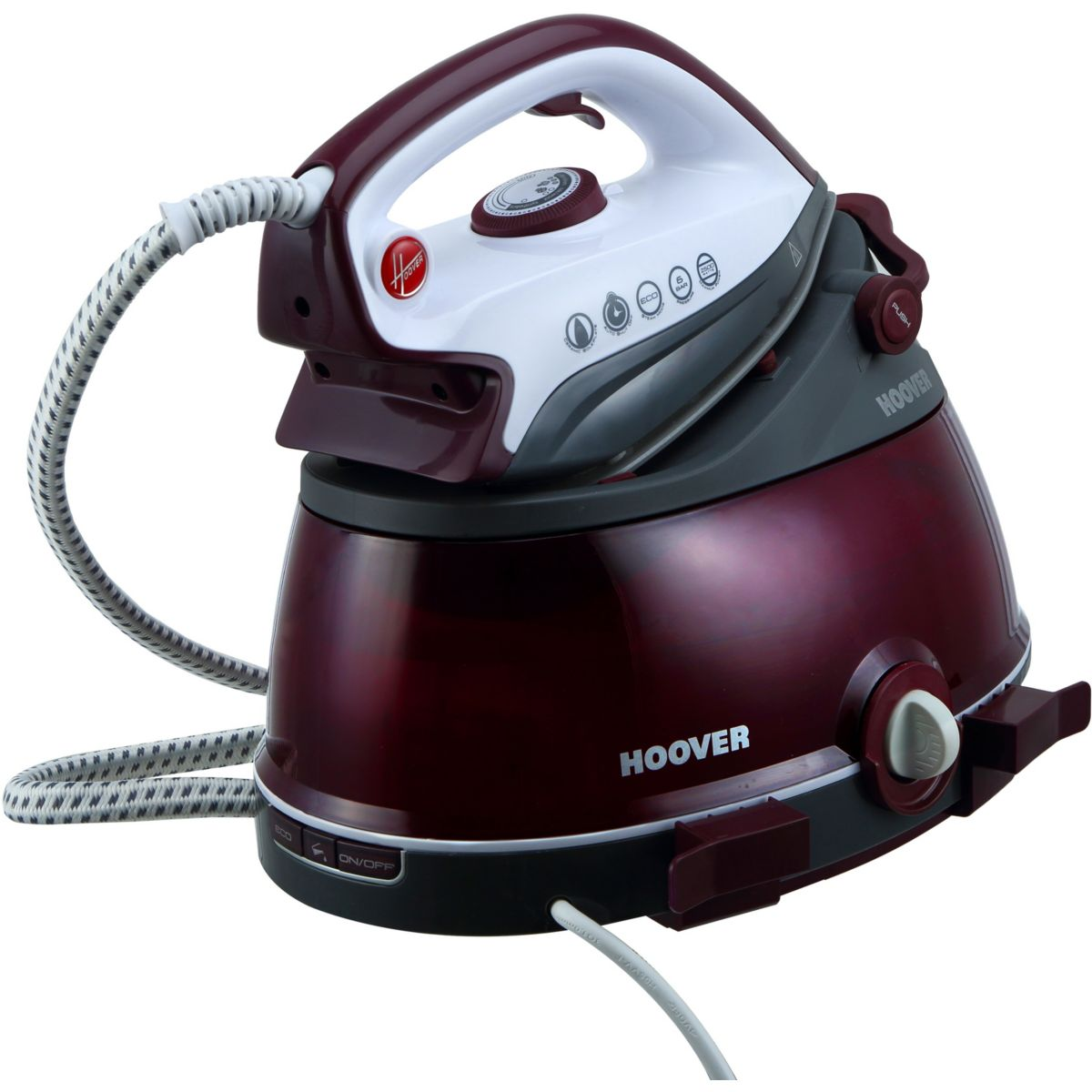 Centrale vapeur HOOVER PRB2500 IronVision (photo)