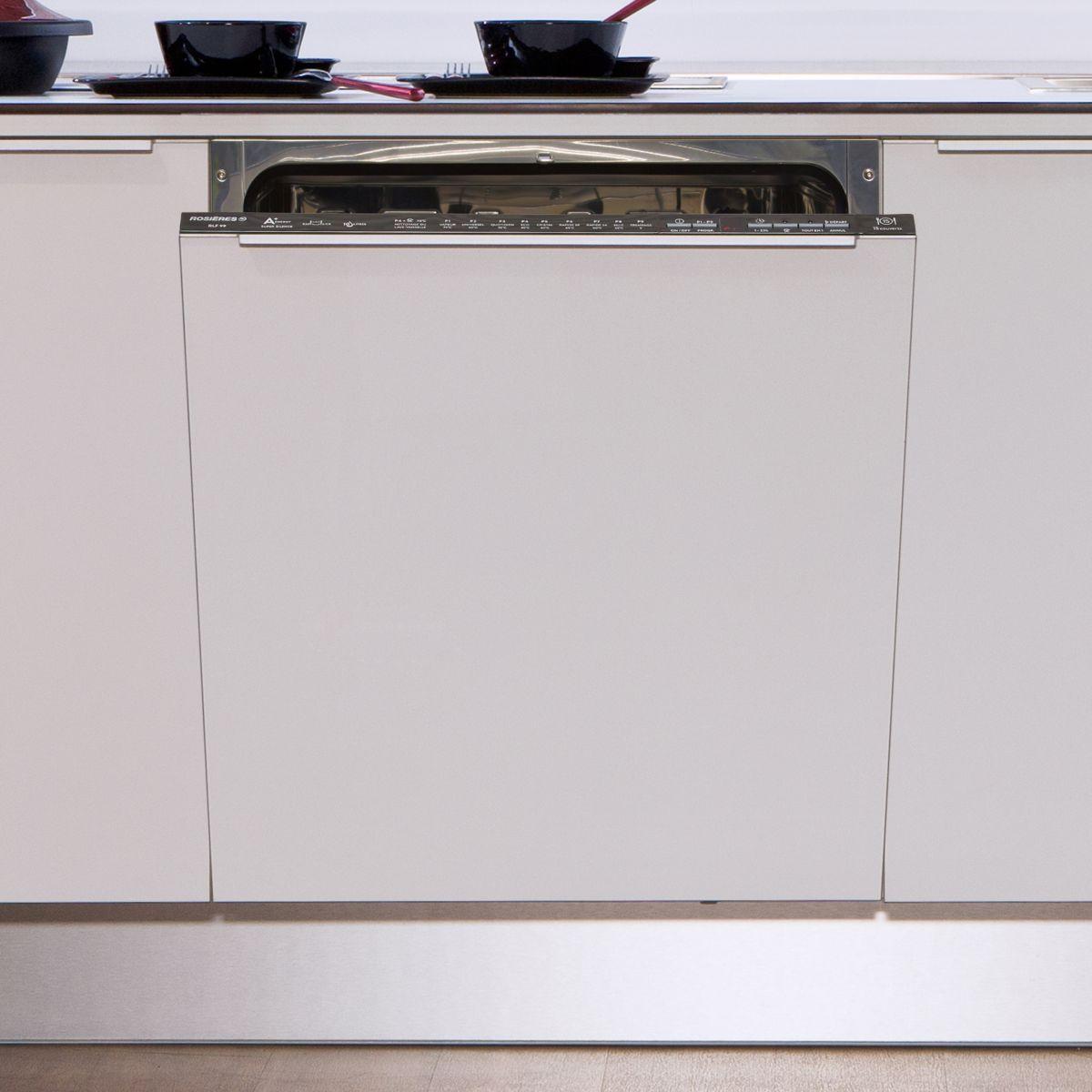 Lave vaisselle tout intégrable ROSIERES RLF99
