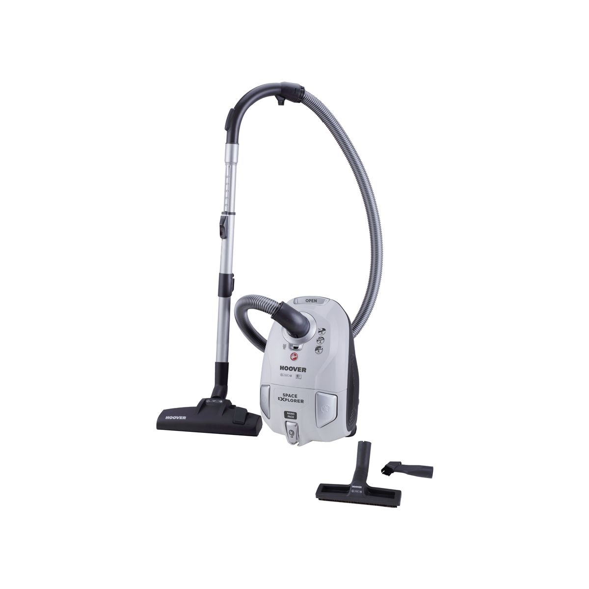 Aspirateur avec sac HOOVER SL71_SL10 SpaceExplorer (photo)