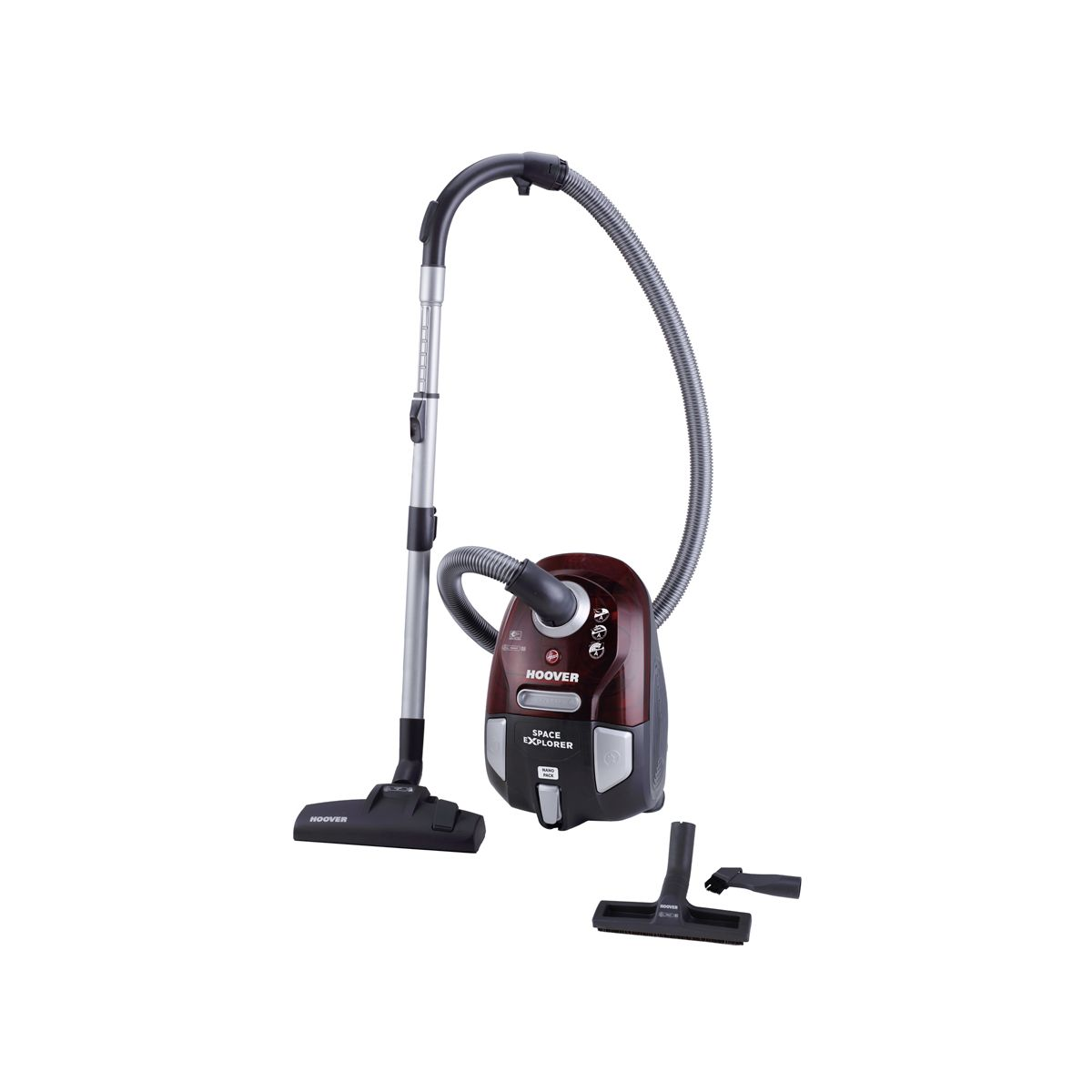 Aspirateur sans sac HOOVER SL71_SL60 SpaceExplorer