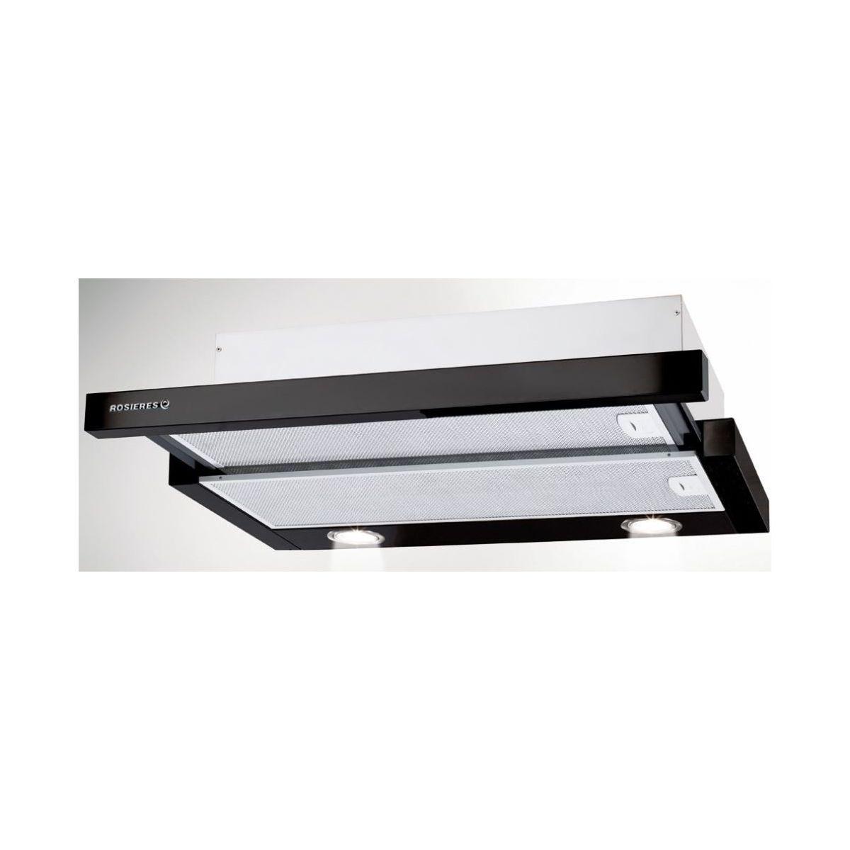 Hotte tiroir ROSIERES RHT6300/1LPN
