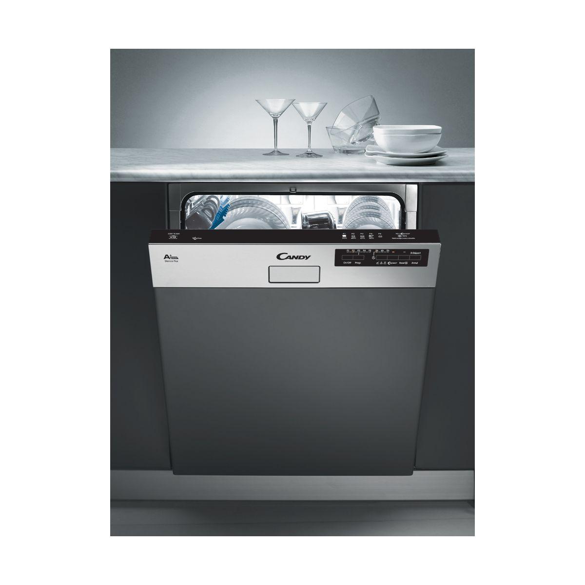 Lave vaisselle encastrable CANDY CDS2LS54X
