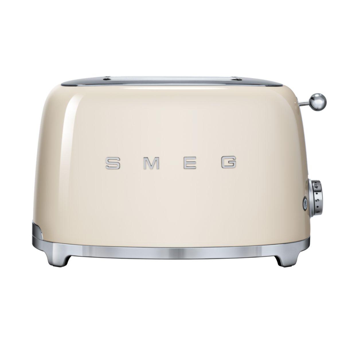 Grille-pain SMEG TSF01CREU Crème