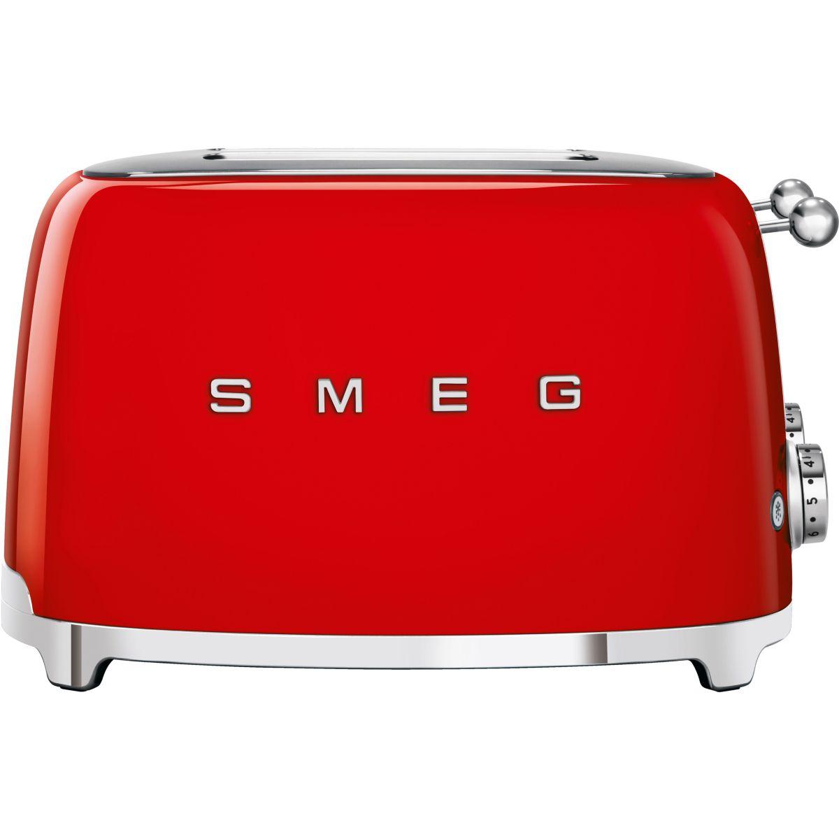 Grille-pain SMEG TSF03RDEU Rouge