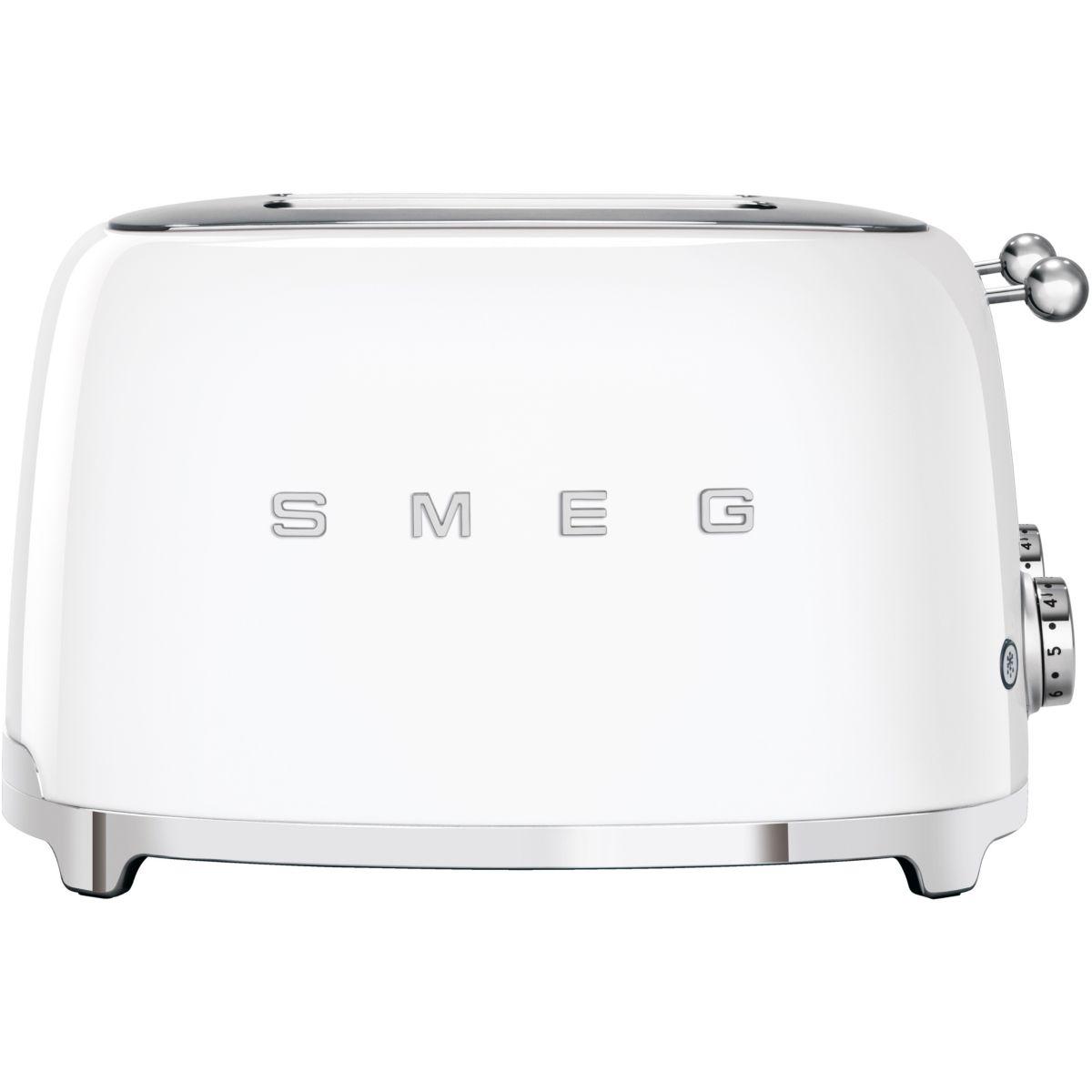 Grille-pain SMEG TSF03WHEU Blanc