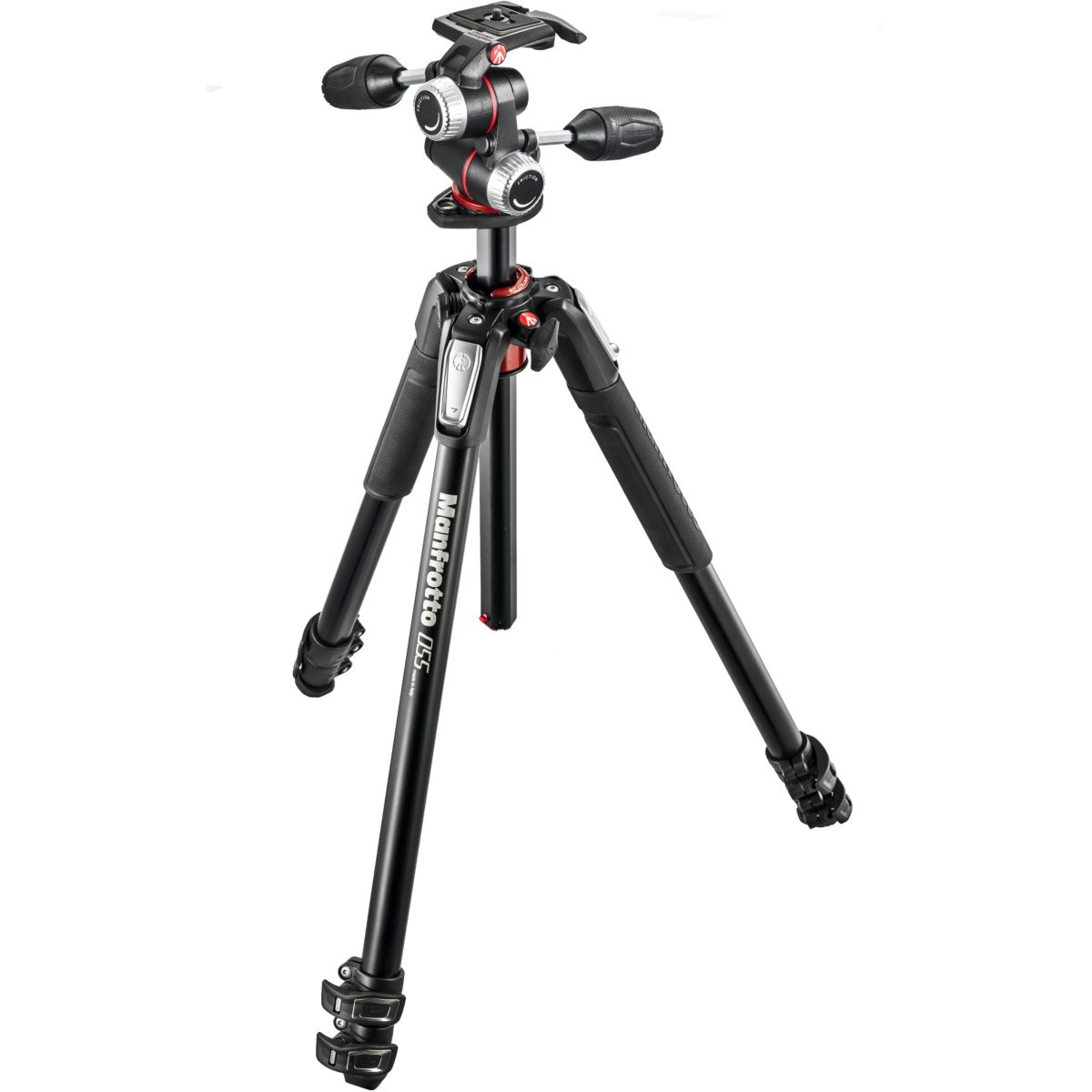MANFROTTO KIT TREPIED + ROTULE 3 DIMENSIONS