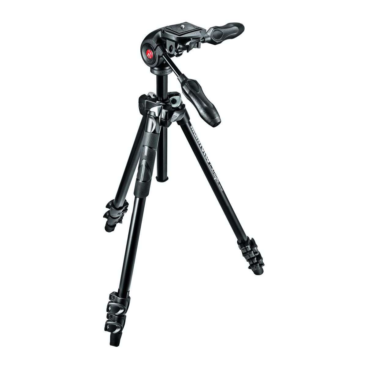 Trépied MANFROTTO 290 Light + Rotule 3D MH293D3-Q2
