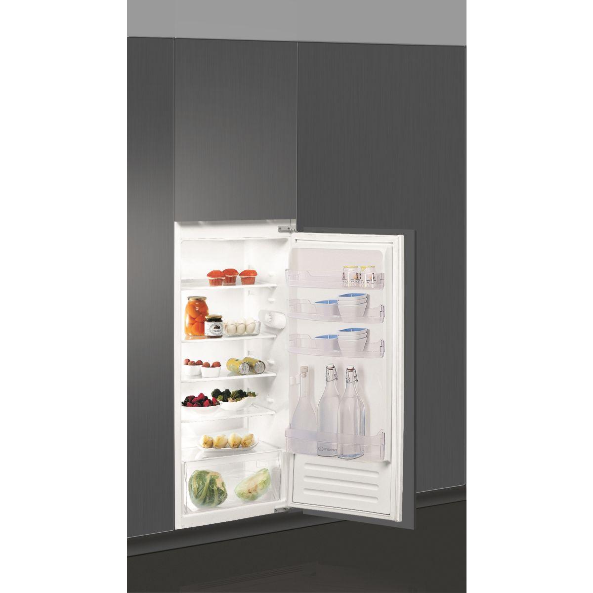 Réfrigérateur 1 porte encastrable INDESIT SI12A1D/IR
