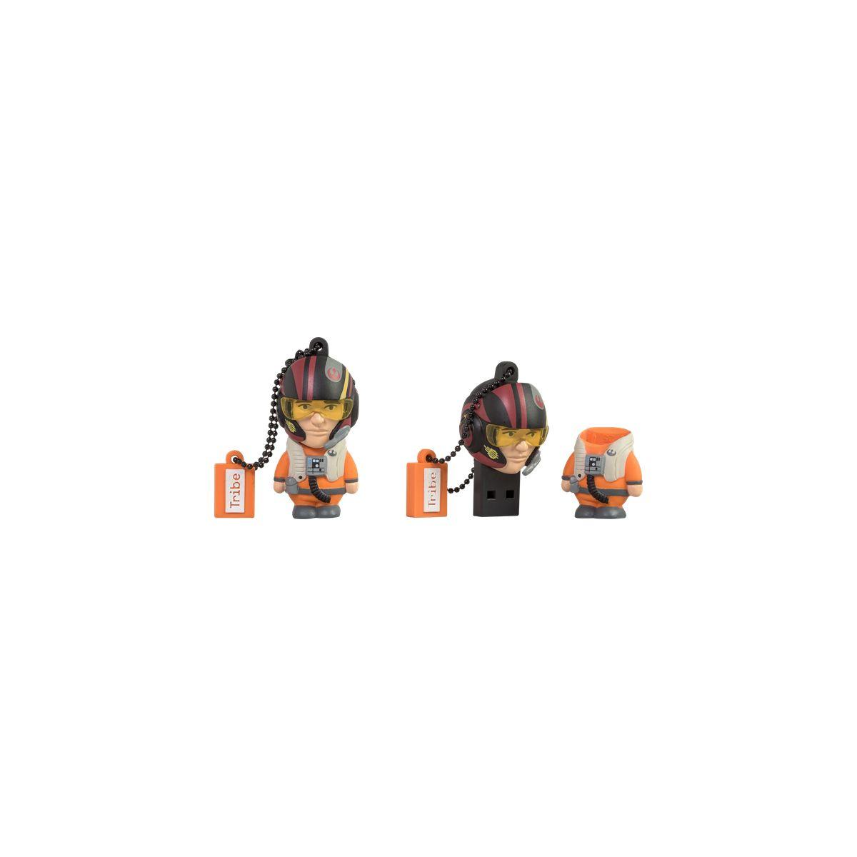 Clé USB TRIBBES STARWARS POE - 8 Go