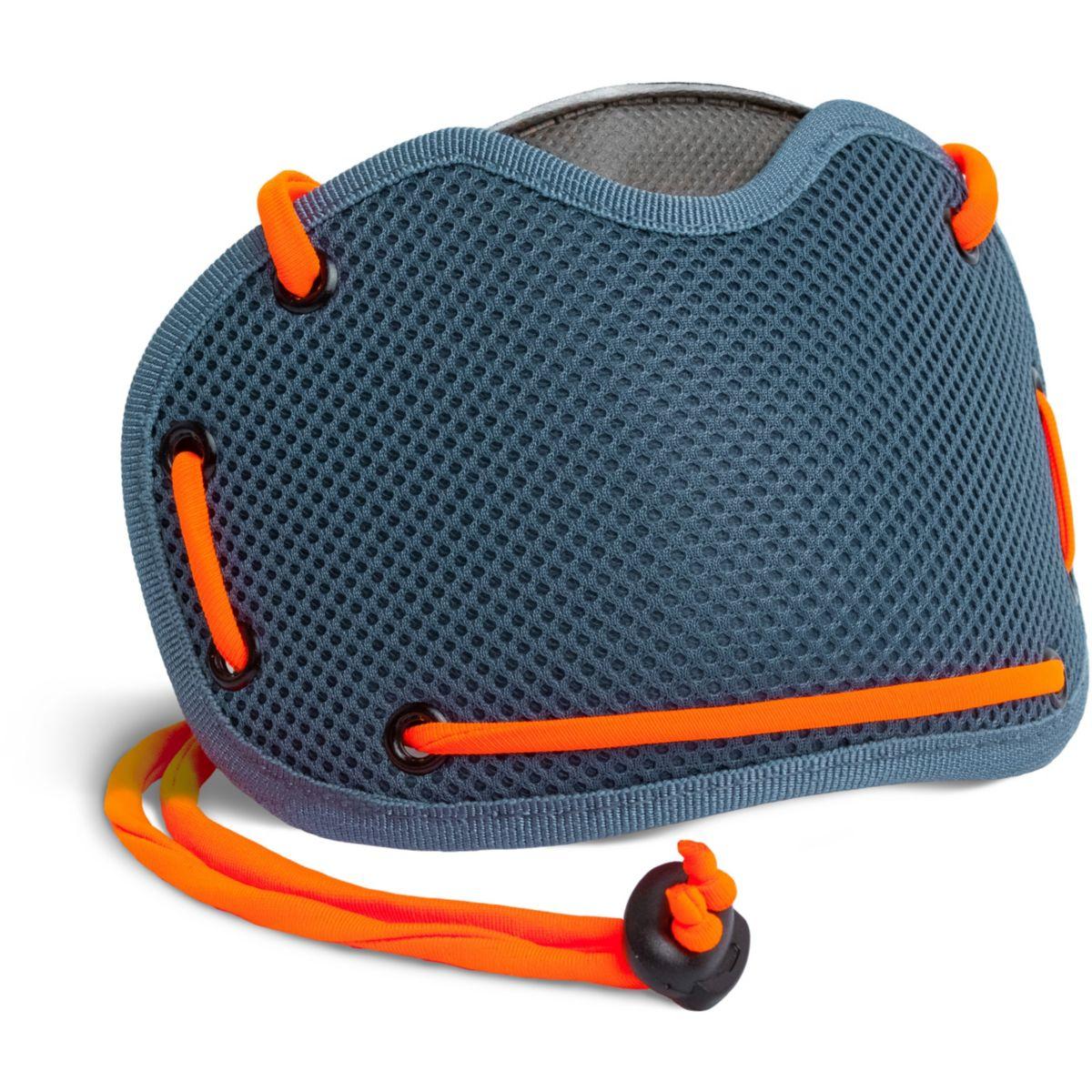 MASQUE BANALE Bleu et orange avec filtre