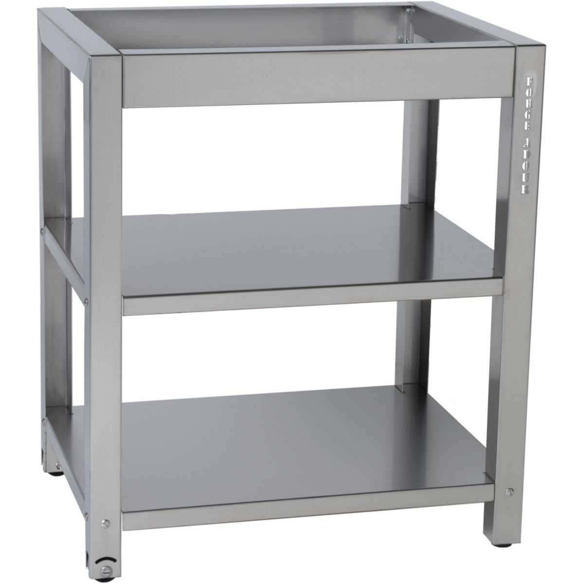 Support table FORGEADOUR Inox SGI56 pour