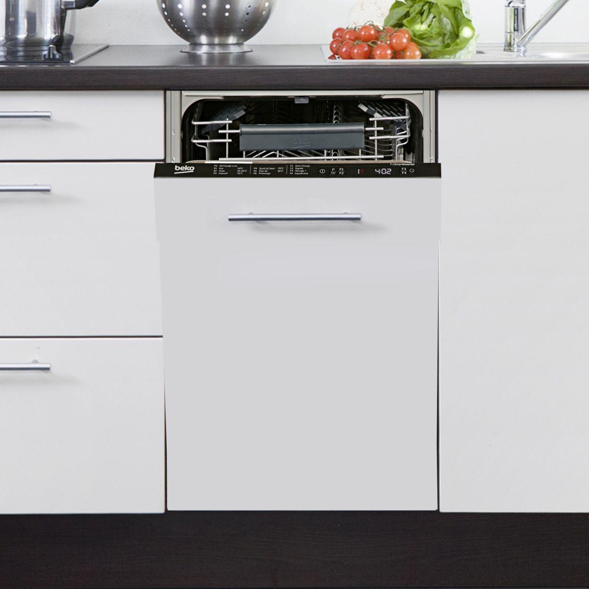 Lave-vaisselle tout intégrable BEKO PDIS26020