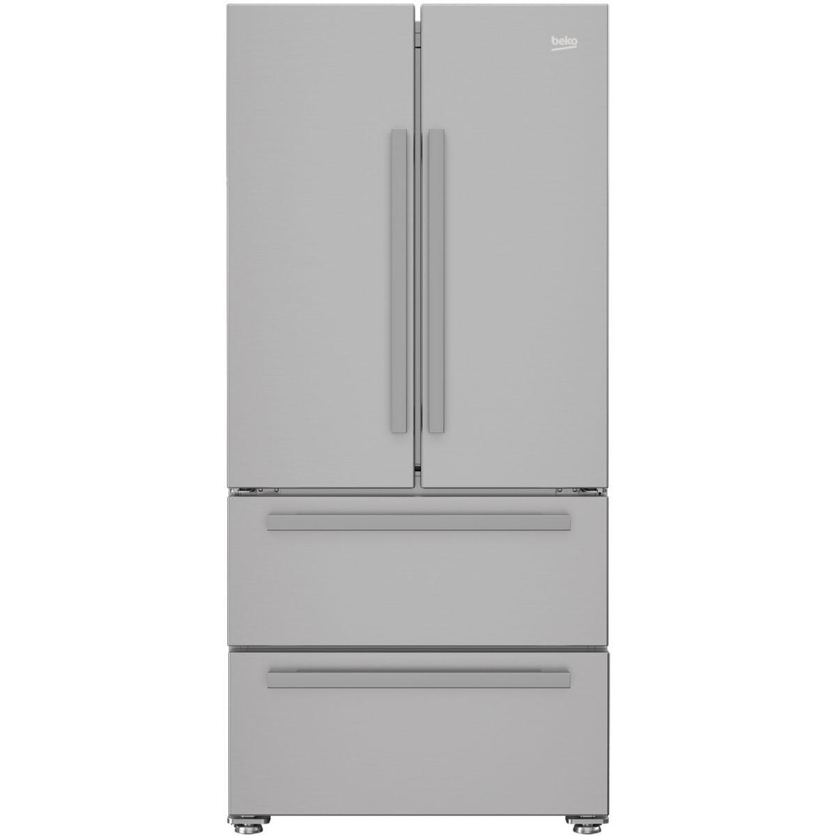 Réfrigérateur Américain BEKO REM60S