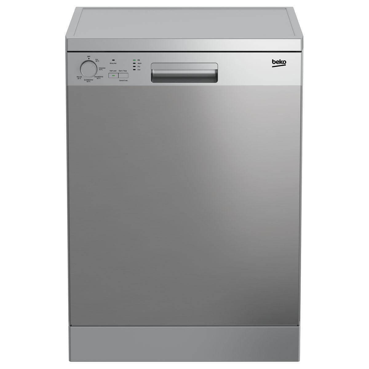 Lave vaisselle 60cm BEKO LVP 6252 (photo)